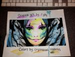 Color challenge by ryky by CrystalizedHearts