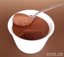 Chocolate Mousse - II by Julyendiary