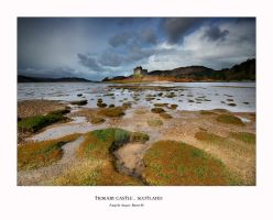 Tioram Castle, Scotland by ArwensGrace