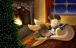 Christmas2015 by Robo-Shark