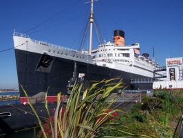 RMS Queen Mary by PhantomofTheRuhr