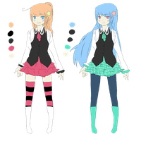 adoptables: twin [CLOSED] by hikari-wind