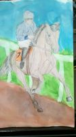 Tackling the Preakness by patchesofheaven74