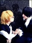 .:Durarara!!!: Get out of my way...:. by CatZombie