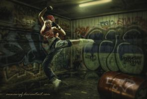 Urban Dance by annewipf