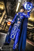 Jace - Magic the Gathering Cosplay 2013.10.25 Cosp by atmp