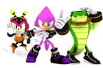 Team Chaotix by Mike9711