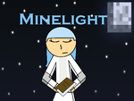 [Minecraft] Minelight YouTube Thumbnail by KestrelStarYT