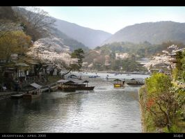 Arashiyama, i miss you, Japan by Lelahel-Clothes