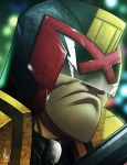 Judge Dredd by Paranoidvin