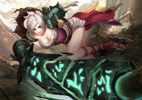 Riven by citemer