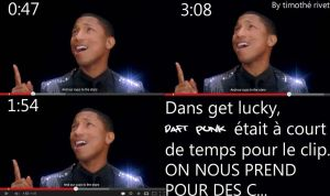 Get Lucky on nous prends pour des c... by Linebeck18