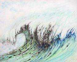 Barb's Wave by KerryB1957