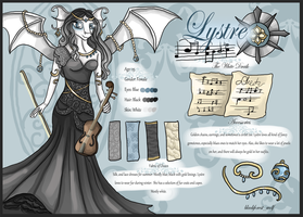 Neopets: Reference For Lystre by Blesses