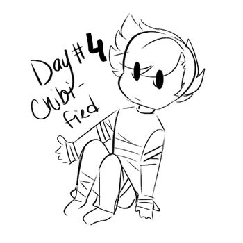 Day #4: Chibi-fied by Rainbowbells