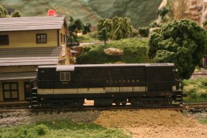 N Scale FM by LimitedClear