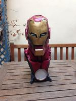 Iron Man's Bust 1:1 by HovigArt