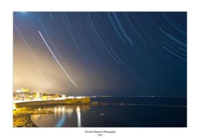 Trapani Star Trails by klapouch