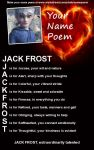 My name Poem by RiseJackFrost