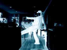 Ghosting by ToyDoll