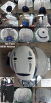 NEW No Face Helmet by Sunnybrook1