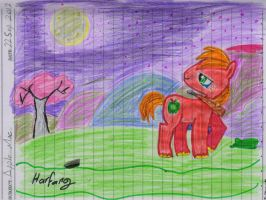 Searching for Hope - Big Mac by Whisperer-of-Winds