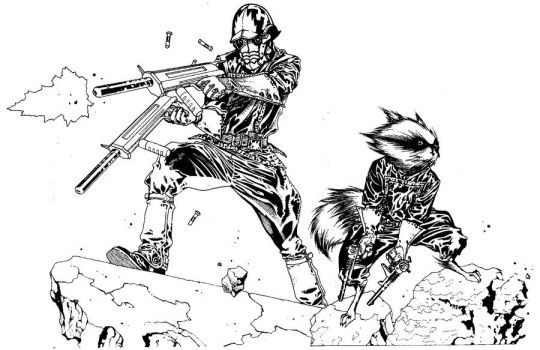 Star Lord And Rocket Raccoon By Timothygreenii On Deviantart: Guardians Of The Galaxy Stuff Favourites By JoMiwa On