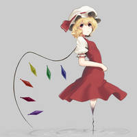 Flandre Scarlet by white-pepper9