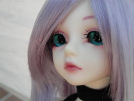 Aquamarine Reflection III by AidaOtaku-BJD