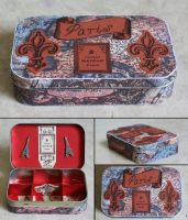 Parisian box by elvaniel