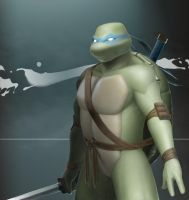 TMNT - Leo by gitol93