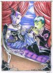 Beauty and the Beastboy by meadow-rue