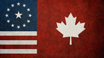 FALLOUT: Flag of the U.S. Annexed Canada by okiir