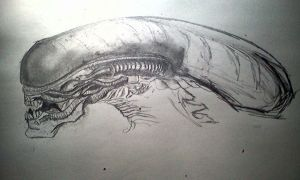 Generation of the Alien UNFINISHED by Maridia99