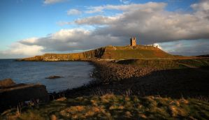 Dunstanburgh Castle by scotto