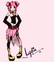 Lydia likes swiss cheese. by meredy