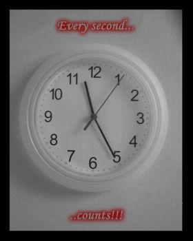 Every second by Fyoa