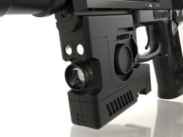 MK 23 socom MGS yes another 1 by dd2005