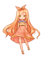 Pixel Commission 3 - vaniile by Nyanfood