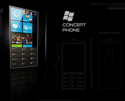 Windows Concept Phone by Ng01