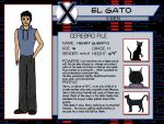 El Gato by CrimsonReach