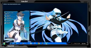 Thema windows7 Esdese by bir2d