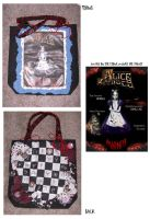 American McGee's Alice Bag by ChibiLina-chan
