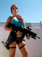 Tomb Raider cosplay by Val-Raiseth
