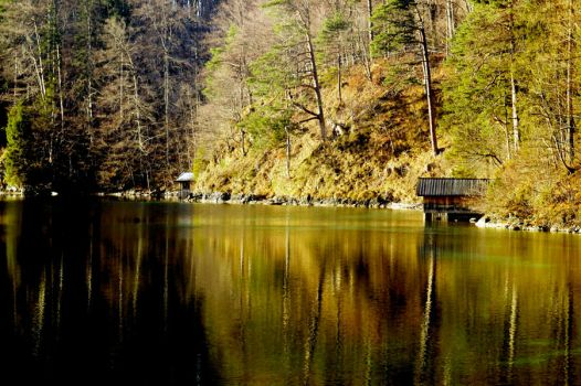 Alpensee by turqchE