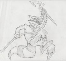Sly Cooper by Cimmerianshade