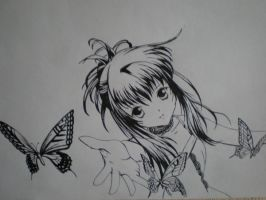 Butterfly by charlotte-air