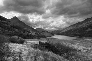 Loch Leven View by da-phil