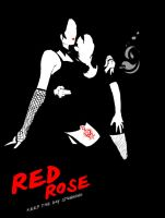 Red Rose by onedaynight