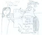 January OTP Challenge: Day 5 by DeviantGirl2014